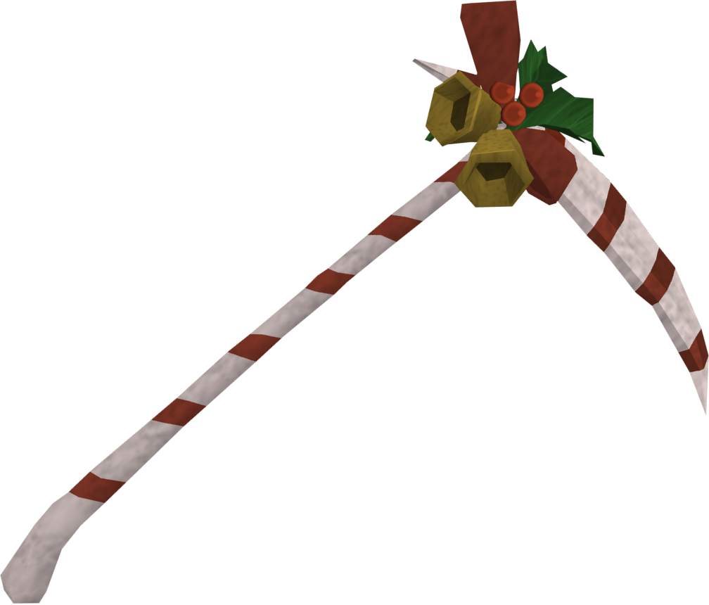 Christmas Scythe Runescape Wiki Fandom Powered By Wikia