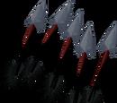 Diamond bakriminel bolts (e)