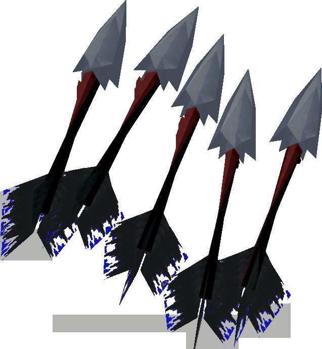 Diamond bakriminel bolts e RuneScape Wiki