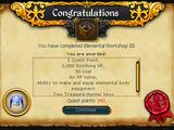 Elemental Workshop III/Quick guide