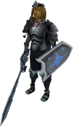 Elite task set (full, male) equipped