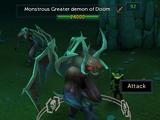 Greater demon (elite)
