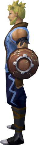 File:Leather shield equipped.png