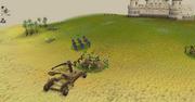 Mobilising Armies (Siege)