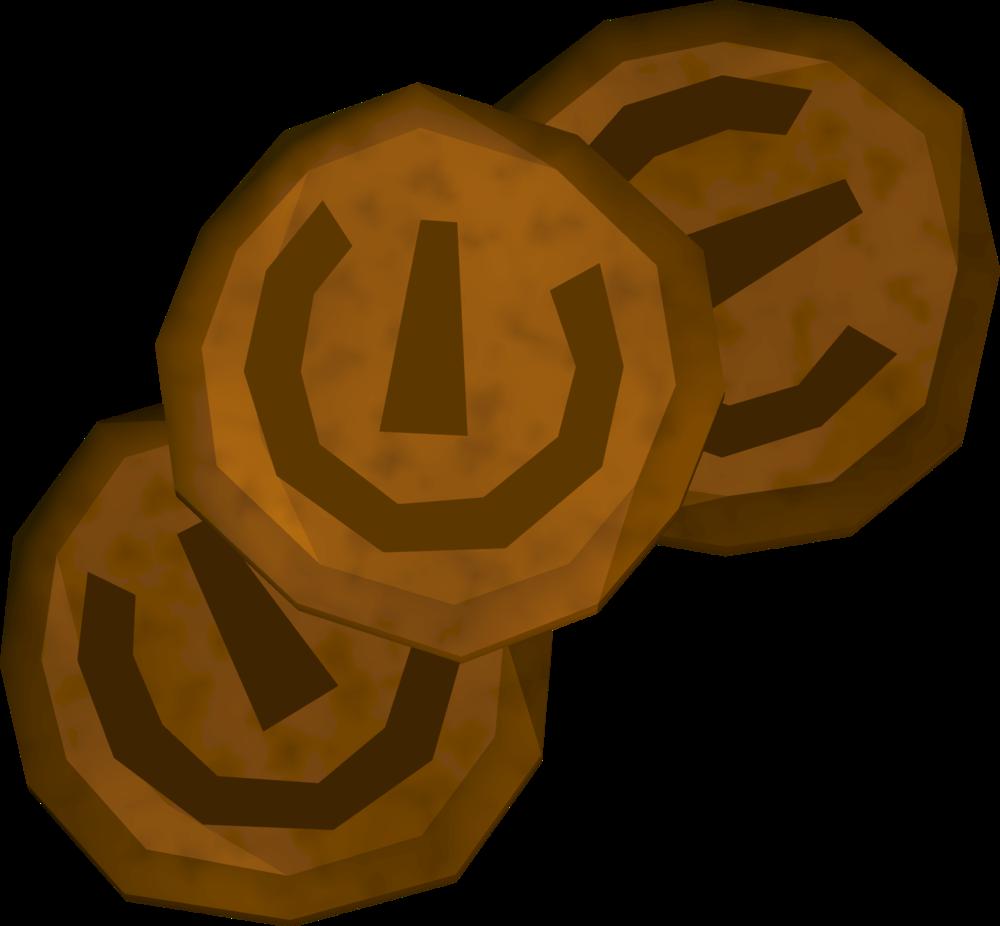Rare item tokens detail