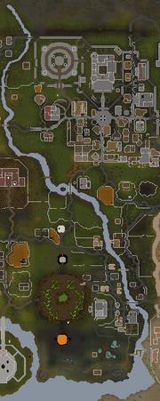 River Lum map