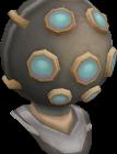 Salvage hunter helmet chathead