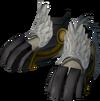 Silverhawk boots detail