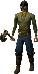 Lumbridge militiaman 1