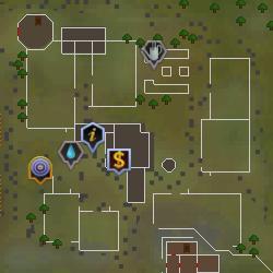 Manor Farm map