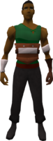 Retro smither's kurta