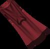 Zamorak cloak (Castle Wars) detail