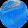 Blue egg detail