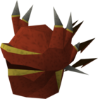 Dragon full helm (or) old