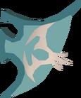 Escudo espiritual elísio detalhe