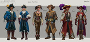 Player owned port captains