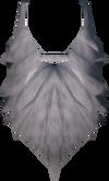 Santa beard detail