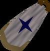 Saradomin cloak detail