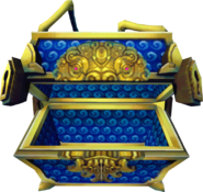 Treasure chest (uncharted isles) tier 3 open