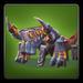 Warborn behemoth adolescent Solomon icon