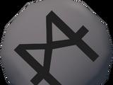 Catalytic rune
