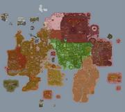 DarkScape regions