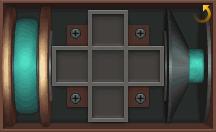 Empty gizmo interface