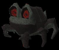 Evil creature