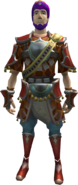 Fayre (Venturer) equipped (male)