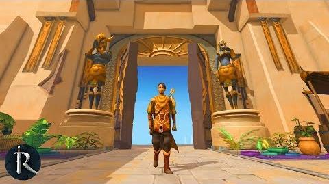 Menaphos Gameplay Trailer - RuneScape