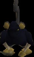 Monkey-archer