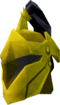 Rune heraldic helm (Varrock) detail