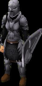Steel Armour set (sk)