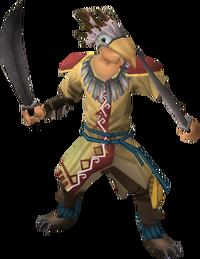 Armadylean ambusher