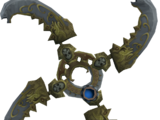 Augmented Off-hand Shadow glaive