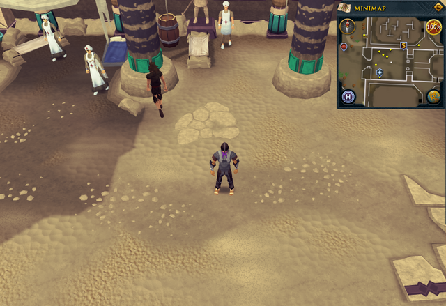 File:Emote clue Bow Cursty Duel Arena.png
