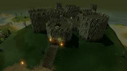 Frenkenstrain Castle