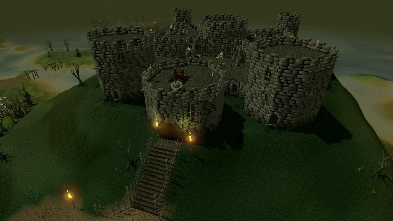 Fenkenstrain's Castle   RuneScape Wiki   FANDOM powered by Wikia