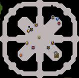 Mapa Torre das Vozes