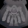 Obsidian golem pouch(u) detail