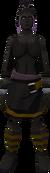 Onyx skin equipped