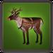 Rory the reindeer adolescent Solomon icon