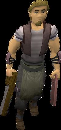 Builder Sawyer