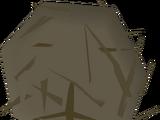 Crushed nest