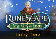 Elf city part 2 lobby banner