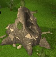 Evil tree stub