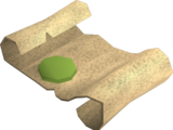 Goblin Champion's scroll