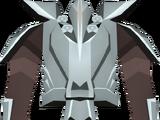 Gorgonite platebody