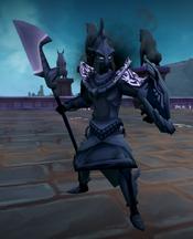 Imperial warrior akh