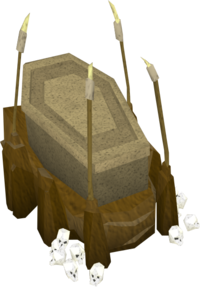 Ogre coffin